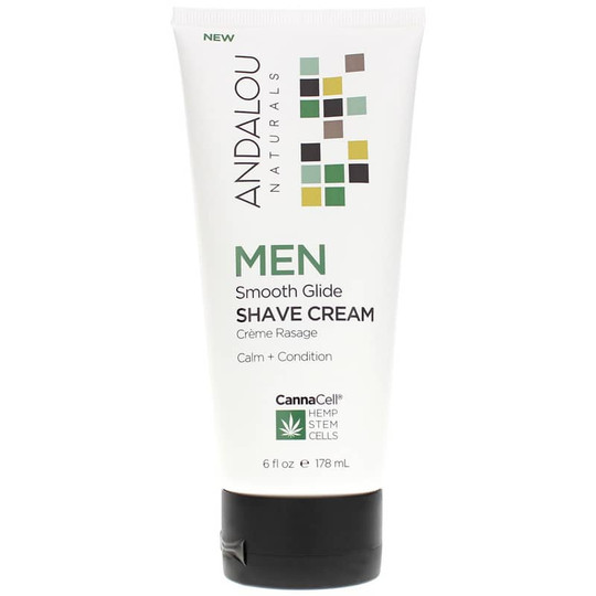 CannaCell Men Smooth Glide Shave Cream