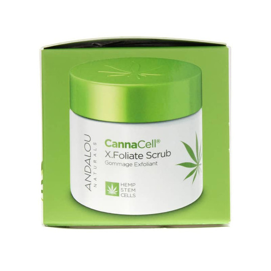 CannaCell X.Foliate Scrub