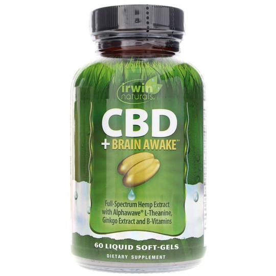 CBD + Brain Awake