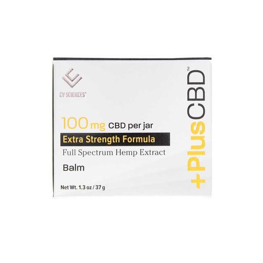 CBD Hemp Balm Extra Strength