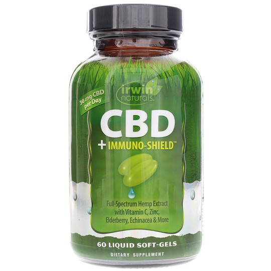 CBD + Immuno-Shield