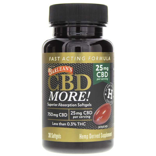 CBD More! 25 Mg