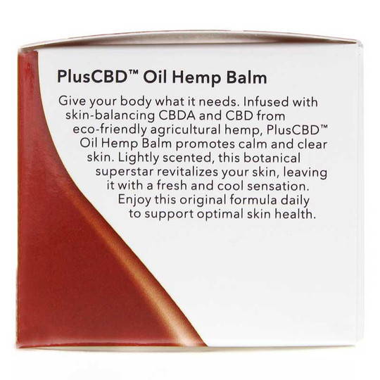 CBD Oil Hemp Balm Original
