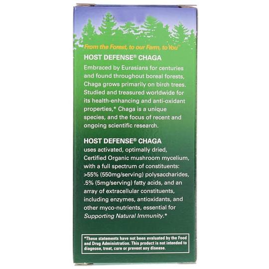 Chaga Antioxidant Support