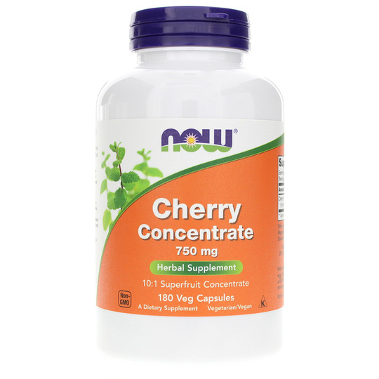 cherry-concentrate-750-mg-NOW-180-vg-cpsls