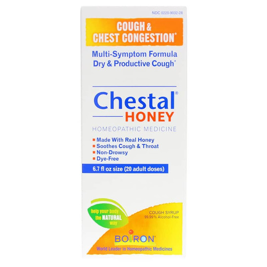 Chestal Honey Cough & Congestion Syrup