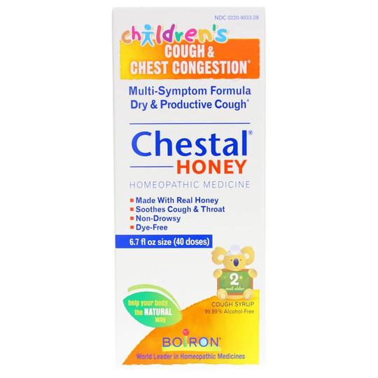 Childrens Chestal Honey Cough & Congestion