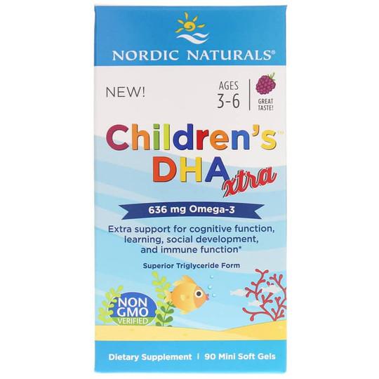 Children's DHA Xtra Softgels