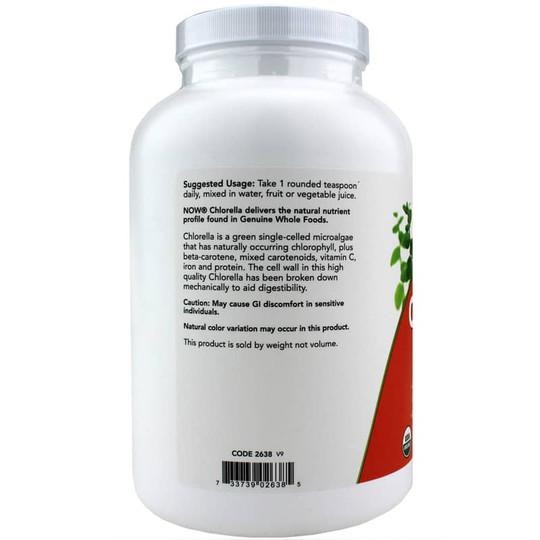 Chlorella Pure Powder Organic