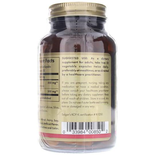 Choline/Inositol 500 Mg