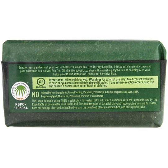 Cleansing Bar Tea Tree Therapy