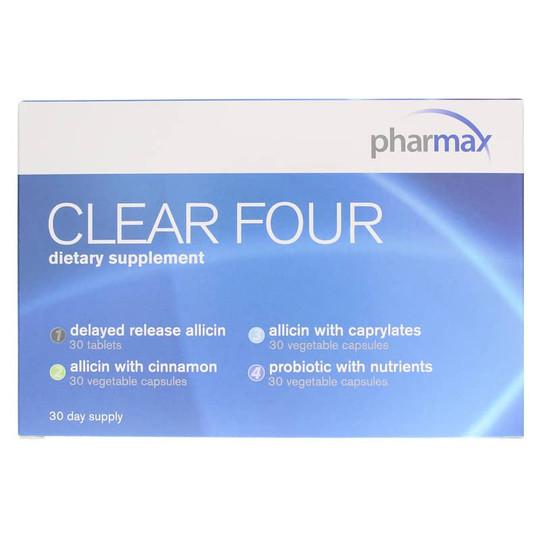 Clear Four