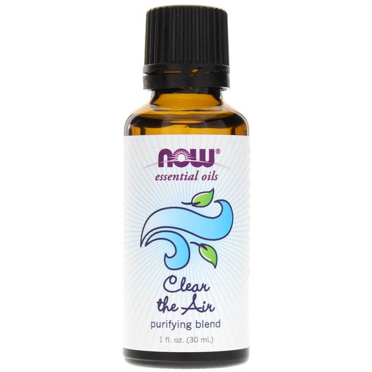 Clear the Air Purifying Essential Oil Blend
