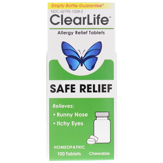 ClearLife Allergy Relief Tablets