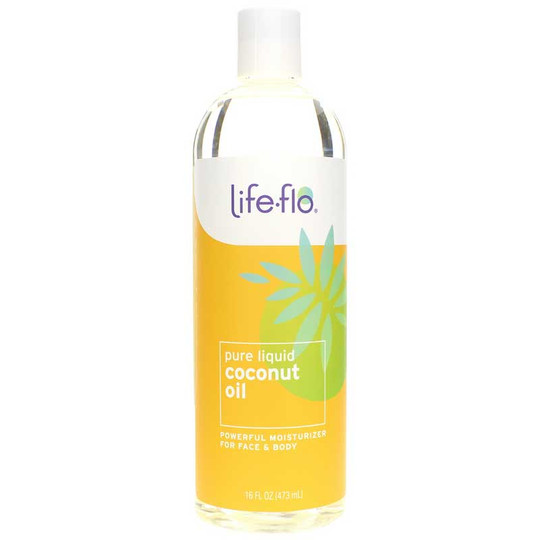 Coconut Oil, Fractionated and 100% Pure
