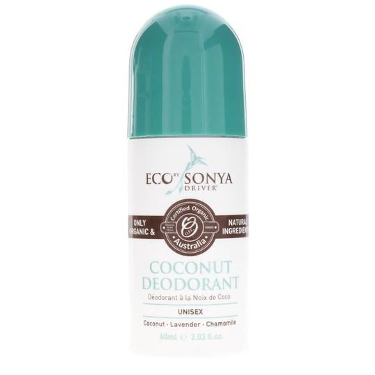 Coconut Roll On Deodorant