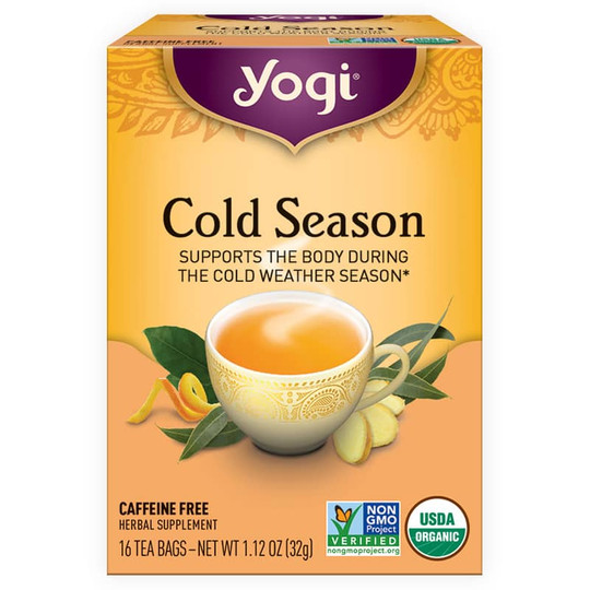 Cold Season Tea