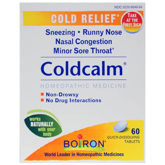 Coldcalm Cold Relief
