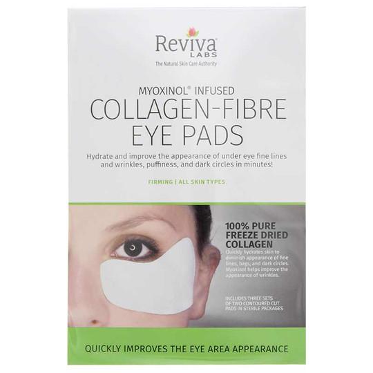 Collagen-Fibre Eye Pads