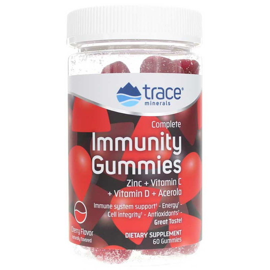 Complete Immunity Gummies