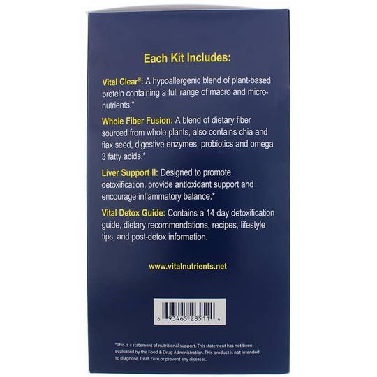 Comprehensive Detox Kit