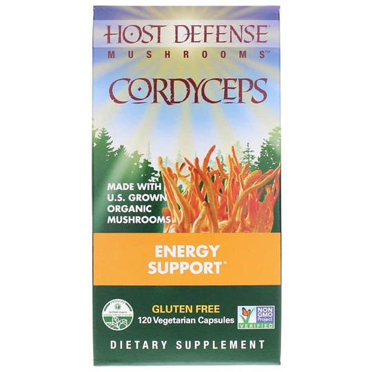 Cordyceps Energy Support