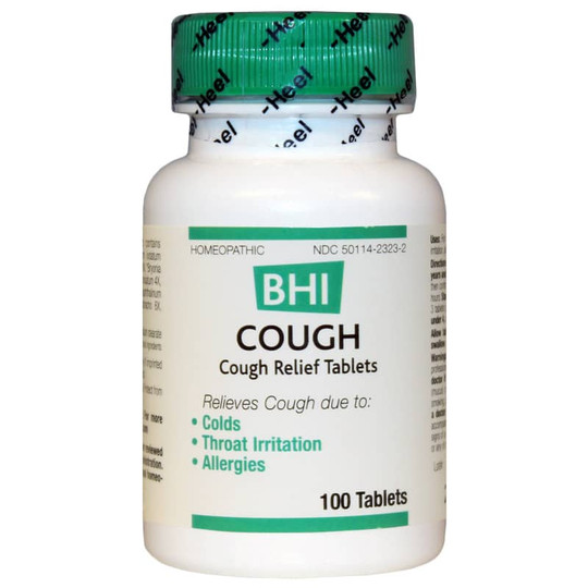 Cough Relief Tablets