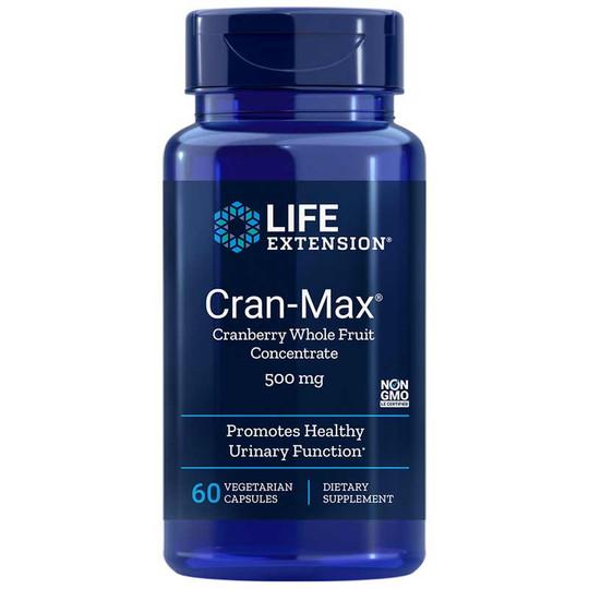 Cran-Max 500 Mg