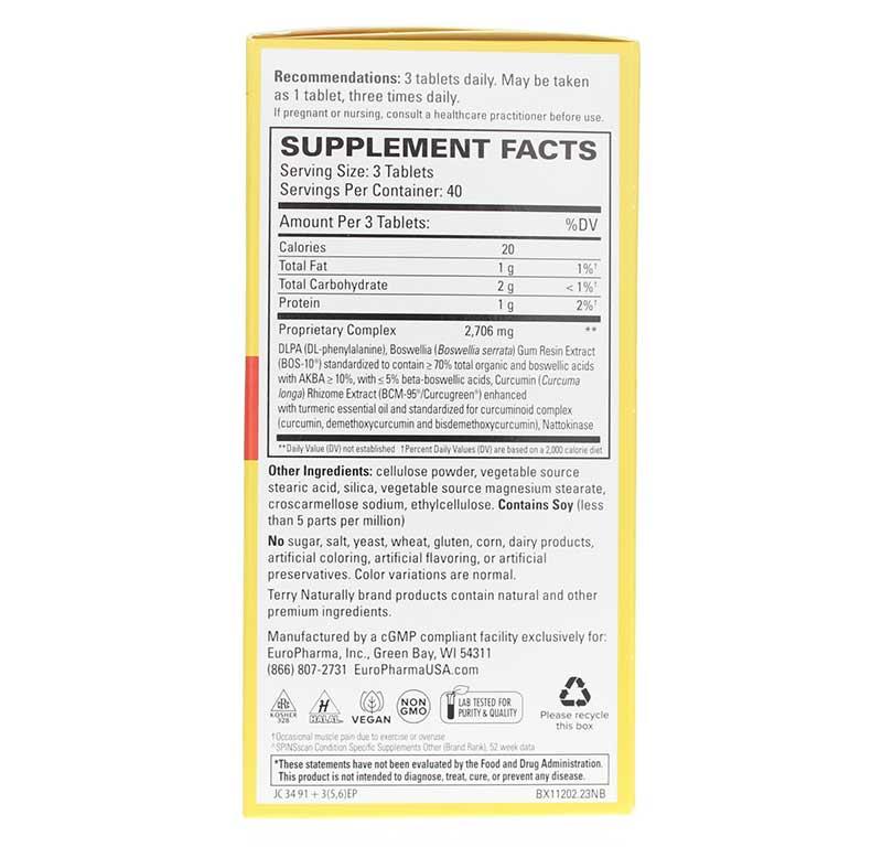 Curamin Extra Strength 30 Tablets