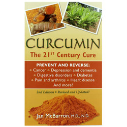 Curcumin The 21st Century Cure Book