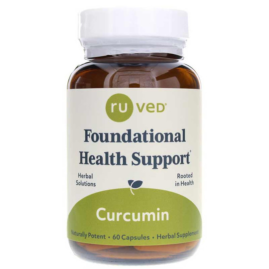 Curcumin Foundational Health Support