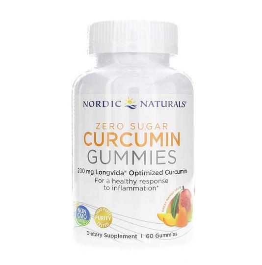 Curcumin Gummies Zero Sugar