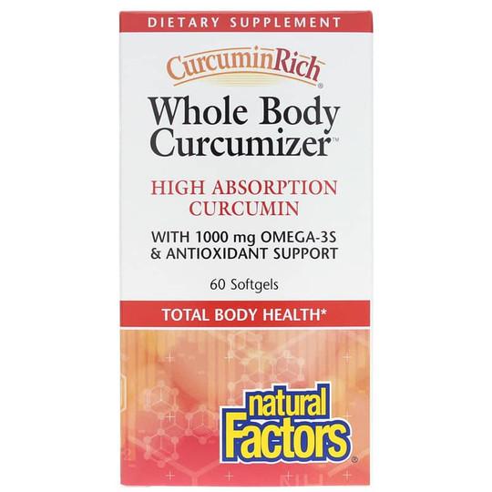 CurcuminRich Whole Body Curcumizer
