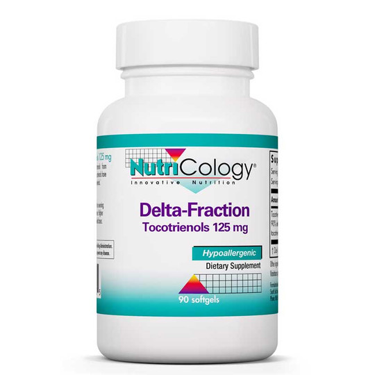 Delta-Fraction Tocotrienols 125 Mg, Nutricology