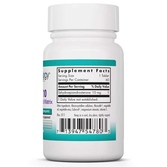 DHEA 10 Micronized Lipid Matrix