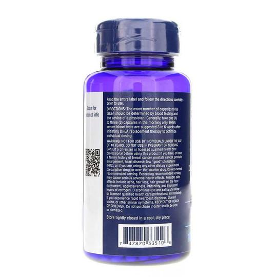 DHEA 25 Mg Capsules