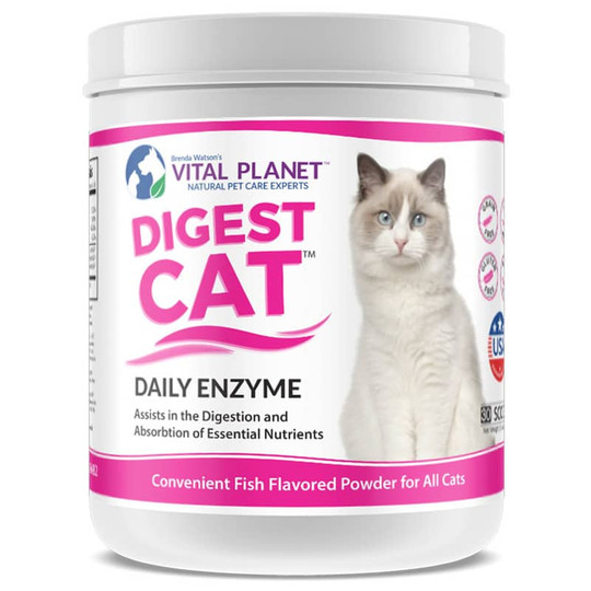 Digest Cat Daily Enzyme Powder