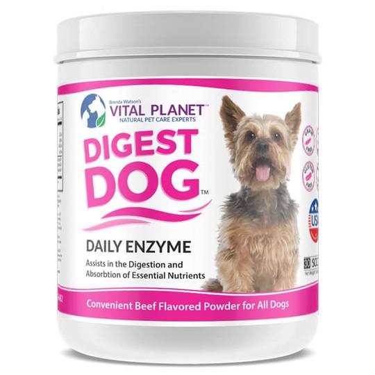Digest Dog Daily Enzyme Powder