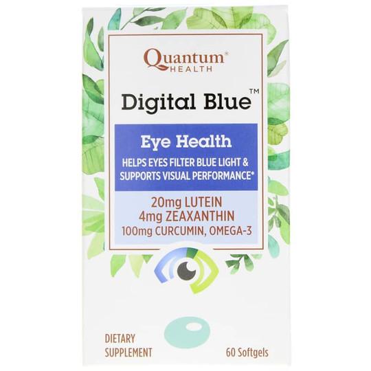 Digital Blue Eye Health