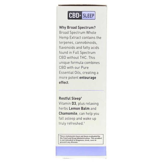Dr. Formulated CBD 15 Mg Sleep Drops