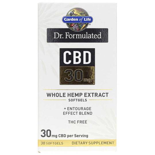 Dr. Formulated CBD 30 Mg
