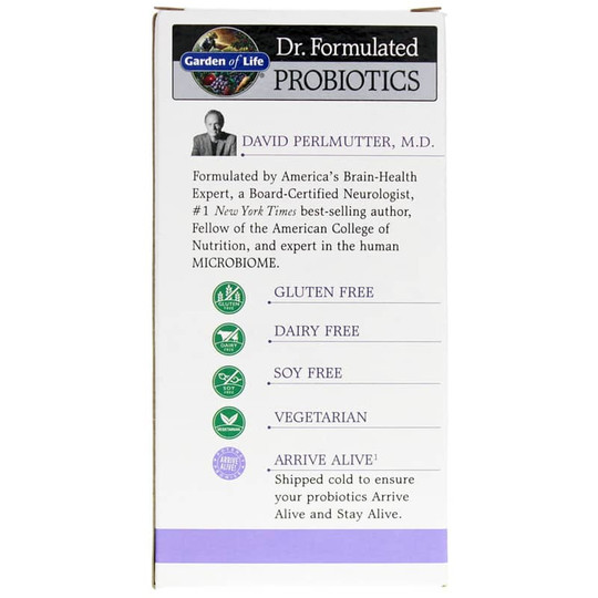 Dr. Formulated Probiotics Once Daily Prenatal