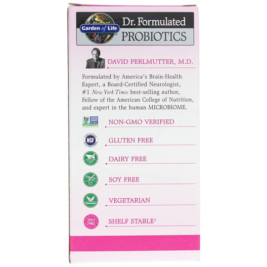 Dr. Formulated Probiotics Once Daily Women's Shelf-Stable