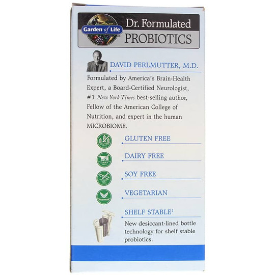 Dr. Formulated Probiotics Prostate + Shelf-Stable