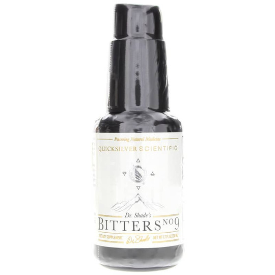 Dr. Shade's Bitters No. 9