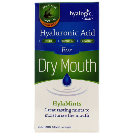Dry Mouth HylaMints