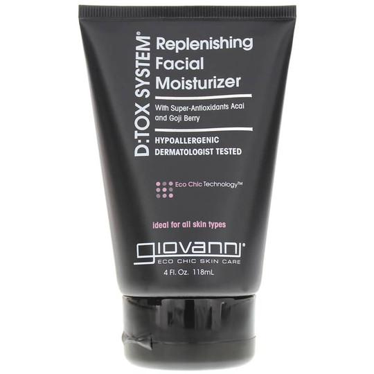 D:tox System Replenishing Facial Moisturizer