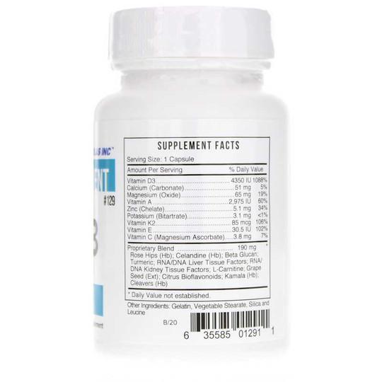 DV3 Vitamin D3 Plus Immune Support