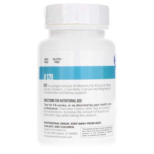 DV3 Vitamin D3 Plus Immune Support
