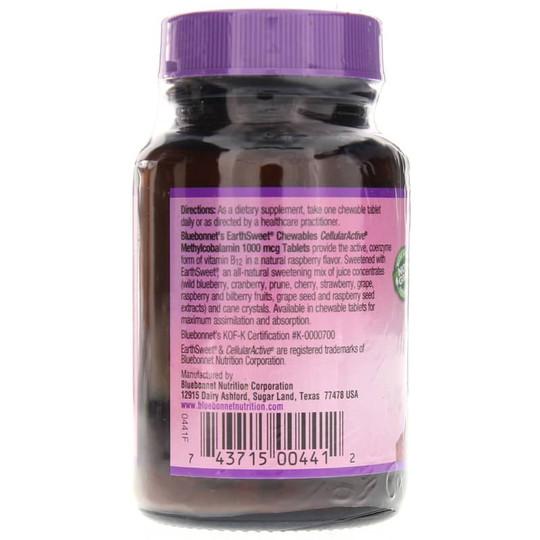 Earth Sweet Chewable Methylcobalamin 1000 Mcg